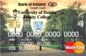 Bank of Ireland Affinity Credit Card