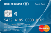 Bank of Ireland Classic Credit Card