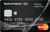Bank of Ireland Platinum Credit Card